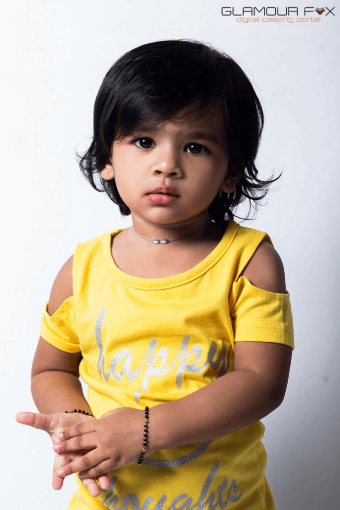 Child Artist (Female) -Saesha - Glamour Fox
